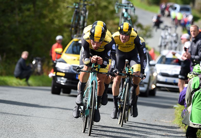 Image of LottoJumbo Roglic
