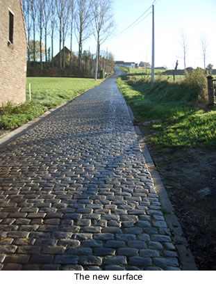 Image of the Koppenberg