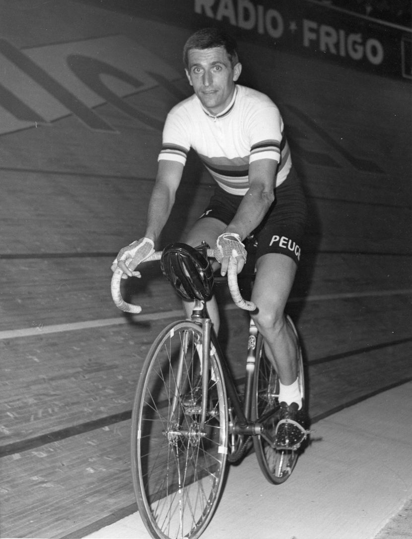 8 Tom in the Ghent Six Day 1965