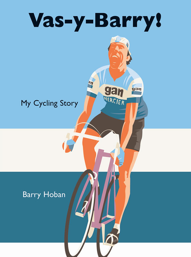 Image of Barry Hoban Book Cover