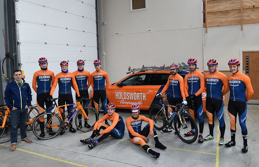 Image of Holdsworth Team