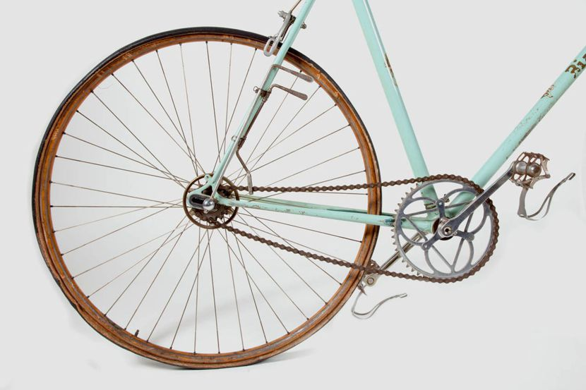Image of Fausto Coppi bike