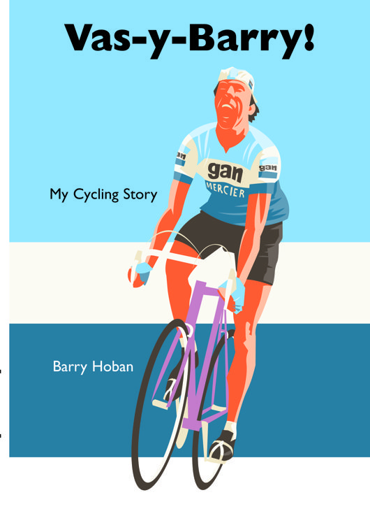Barry Hoban book cover